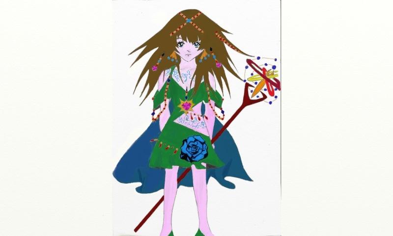 Mes dessins  Manga_12