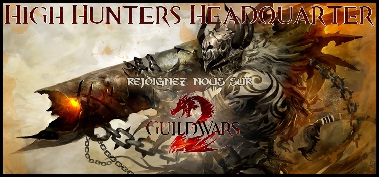 High Hunter Headquarter - Portail Timt10