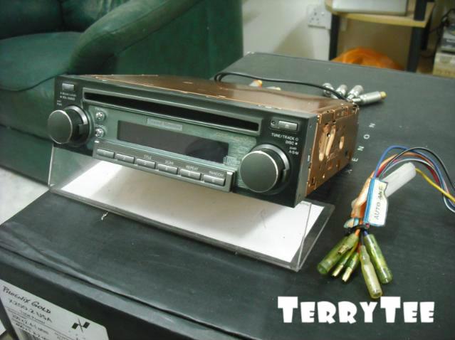 Sound Monitor CDT-400X Dscf8110