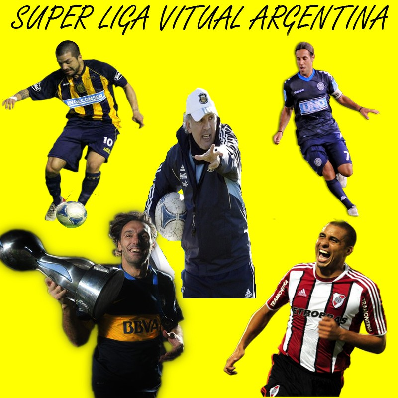 Superliga Virtual Argentina