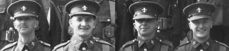 The origin of the West Nova Scotia Regiment Insignia Franci10