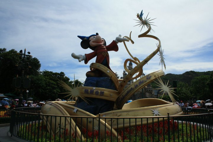 HONG KONG DISNEYLAND RESORT 25992410