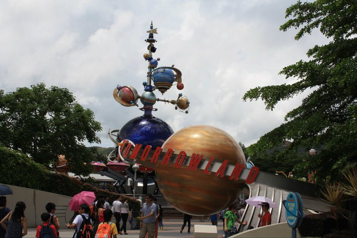 HONG KONG DISNEYLAND RESORT 26357910