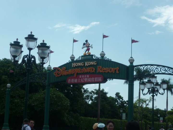 HONG KONG DISNEYLAND RESORT 61062_12