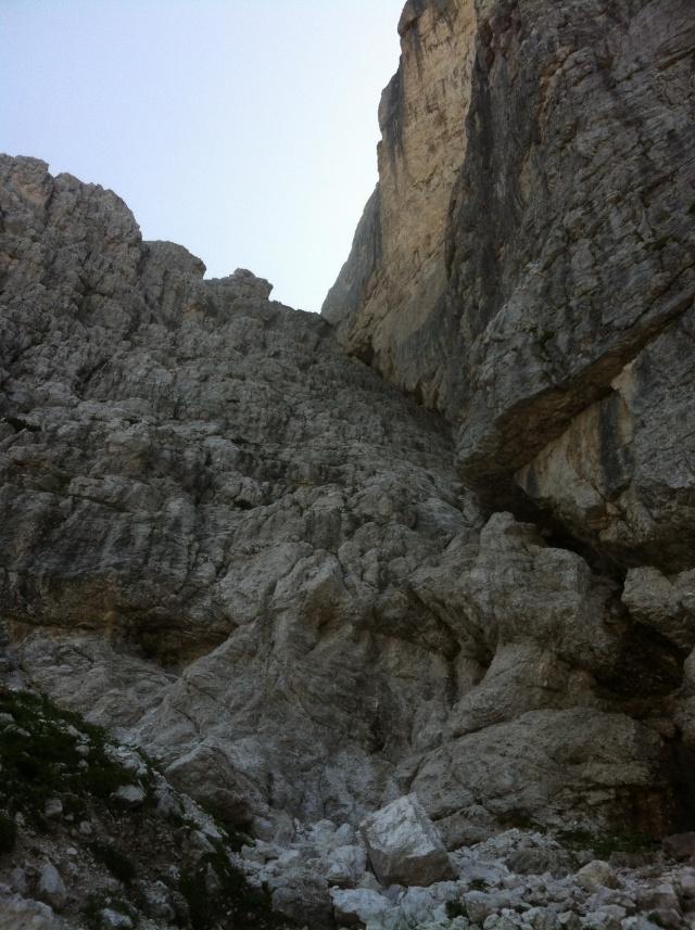 Jof di Montasio, Via di Dogna Img_1114