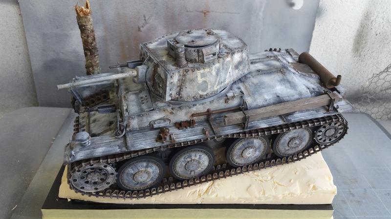 Panzer 38(T) Ausf.E/F - 1/16 - PANDA HOBBY. mise en boue  - Page 11 20160713