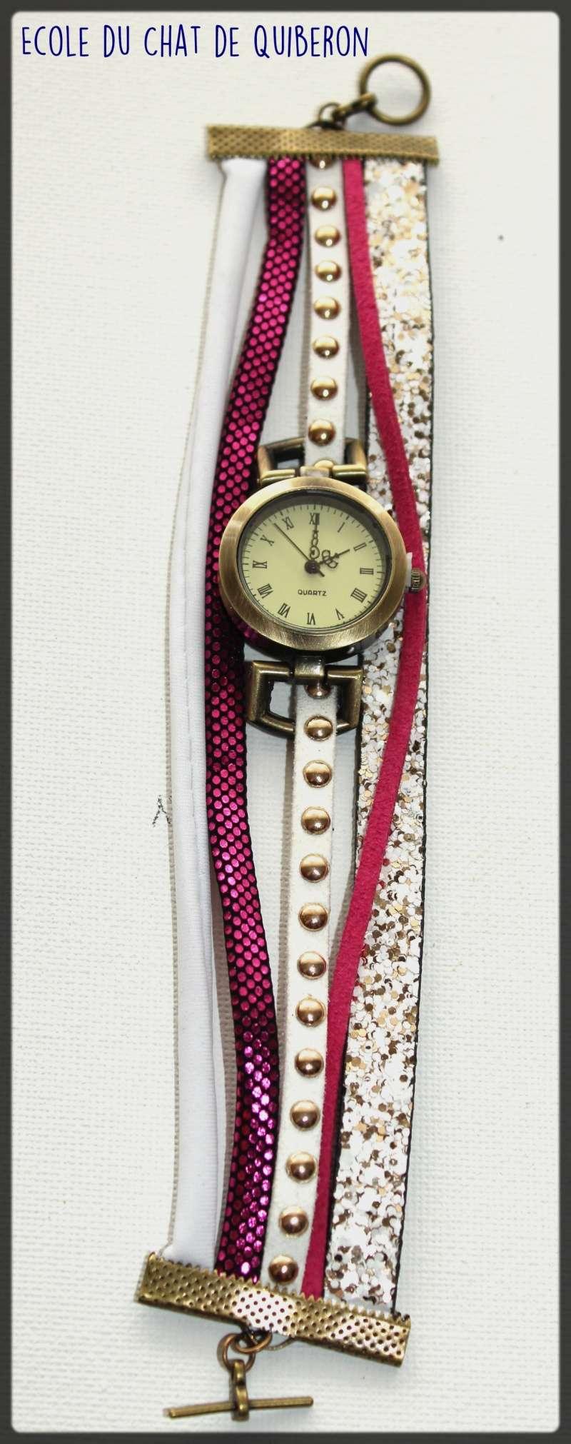 Les montres - 100% Fait-main, au profit de l'ECQ! - Page 4 Img_9722