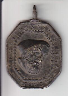 Medaille St-Anastase & ND-du-Mont-Carmel - XVIIème Medail12
