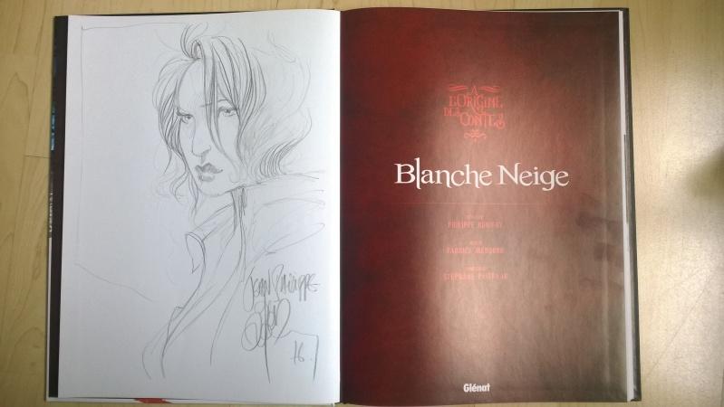 """BD """"A l'origine des contes"""", Blanche neige A_l_or10"""