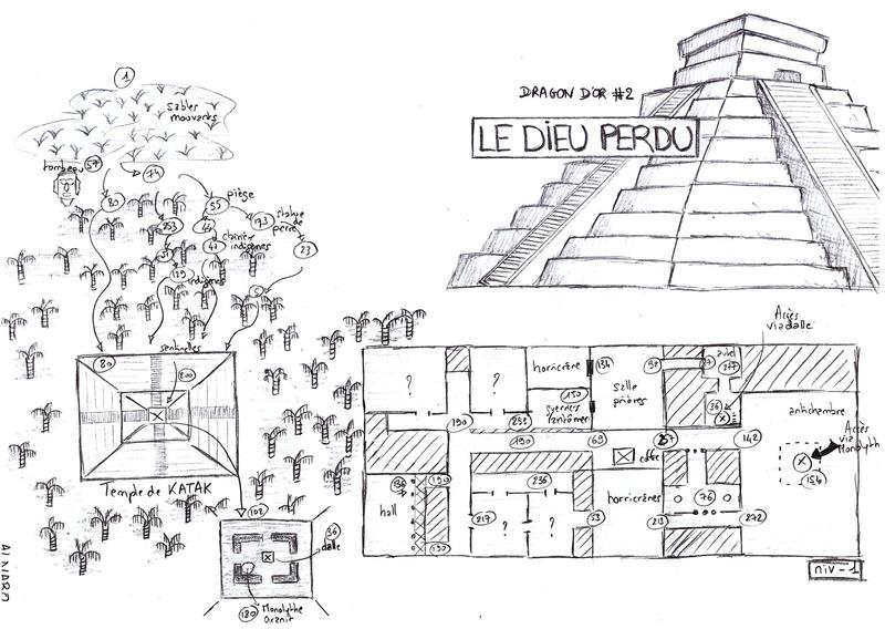 dave morris blog miroir dieu perdu - 2 - Le Dieu Perdu Map_dr13
