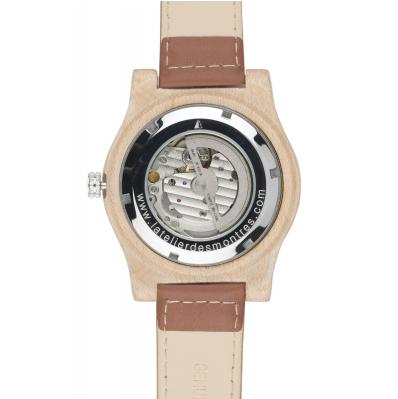 Les montres en bois made in Jura 0210
