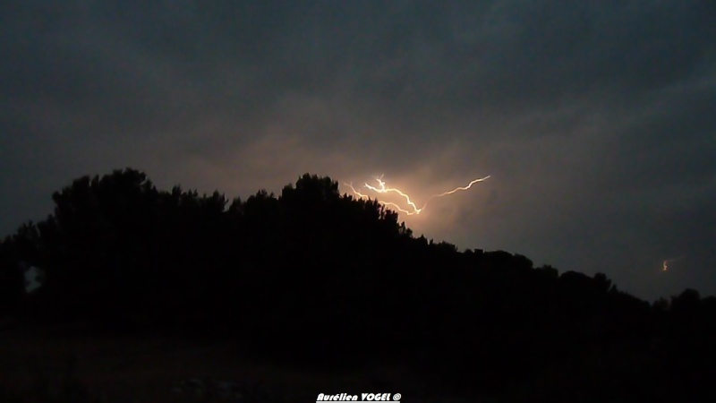 Saison orageuse 2013 dans le 84 Aurali25