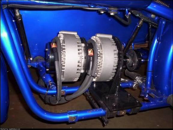Beemeez - BMW électrique made in Flatistan 07-04111