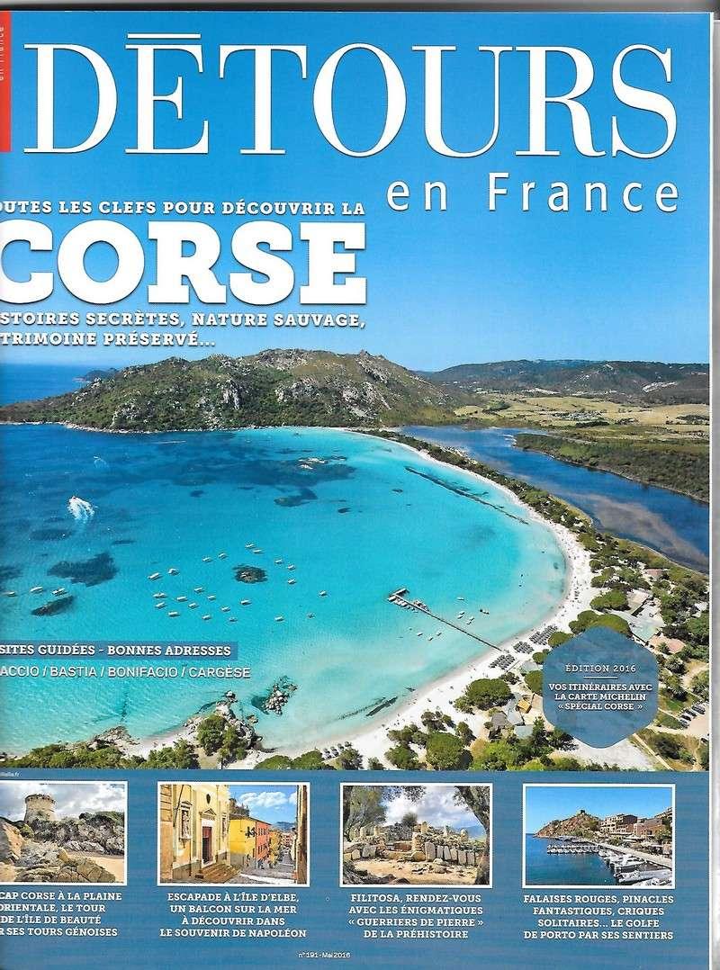 [Autres voyages/France]  C'est parti pour la Corse (Juin 2016) !!!! - Page 6 Detour11