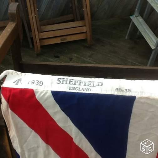 drapeau anglais B7065910