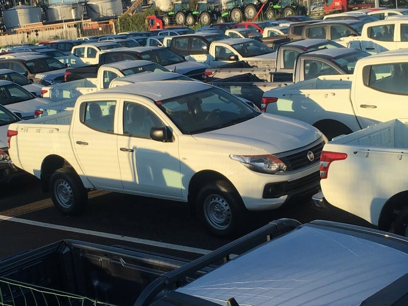 Fiat Fullback, nuovo pickup in casa FCA - Pagina 2 14021510