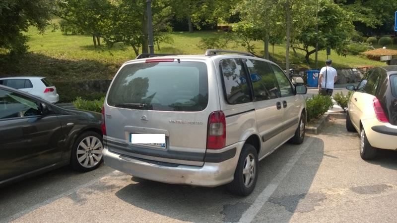 Avvistamenti auto rare non ancora d'epoca - Pagina 5 Opel_s10