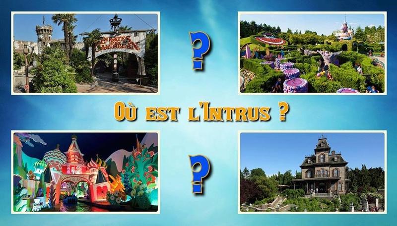 Disneyland Paris - Testez vos Connaissances ! 13255911
