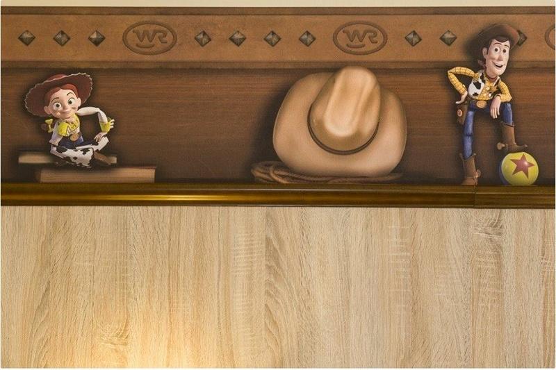 Nouvelles Chambres du Disney's Hotel Cheyenne sur le thème de Toy Story ! - Page 4 13528810