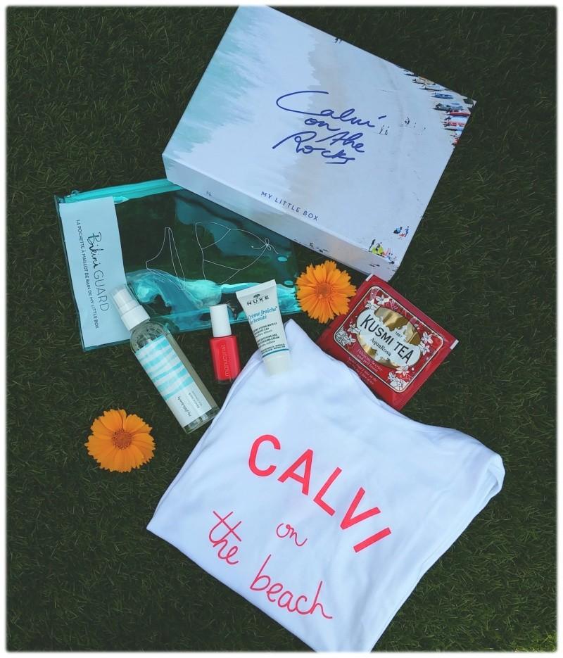 "[Juin 2016] My Little Box ""Calvi Box ""   - Page 3 Conten10"