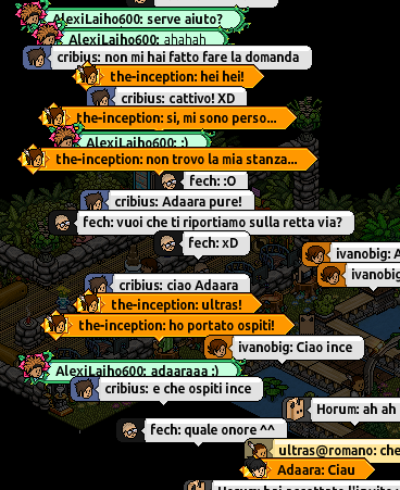 [IT] Resoconto - Incontro con Adaara su Habbo.it - Pagina 8 111