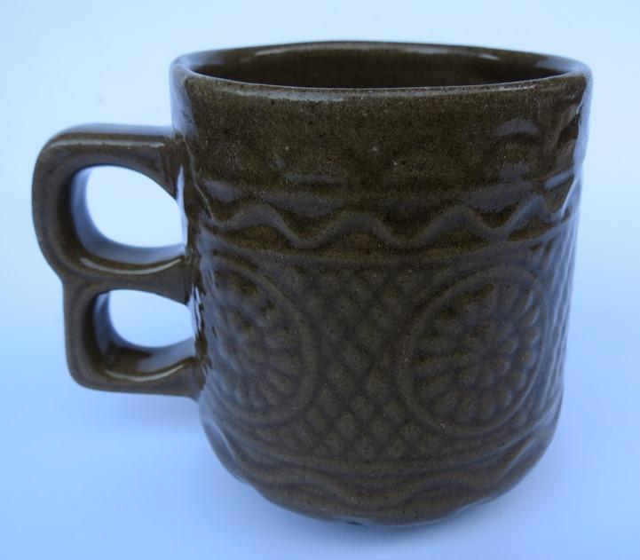 Lovely Orzel mug with double handle Orzel_11