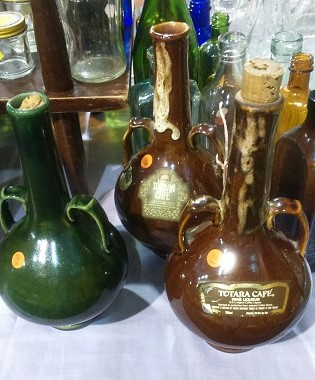 Totara liqueur bottles Orzel and probably Richmond Totara14
