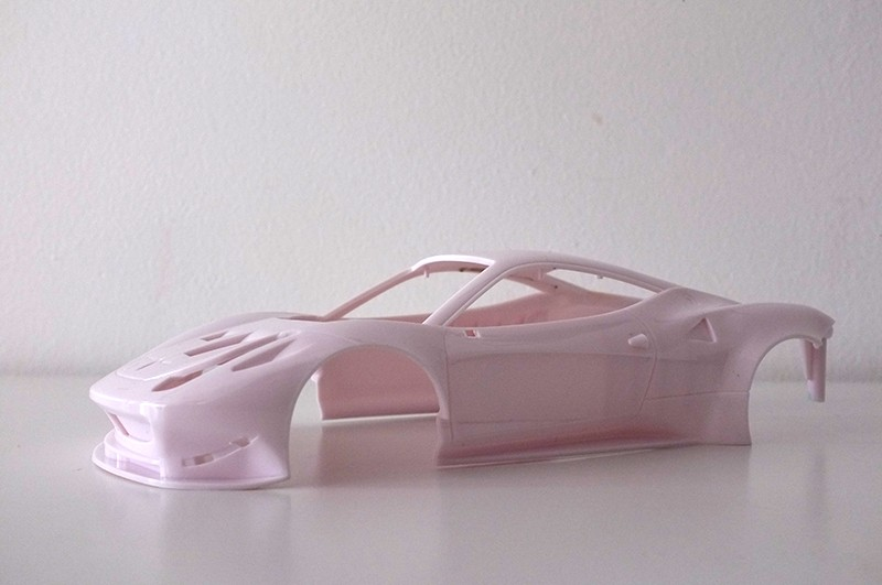 tuto peinture carrosserie Mini Z 00211