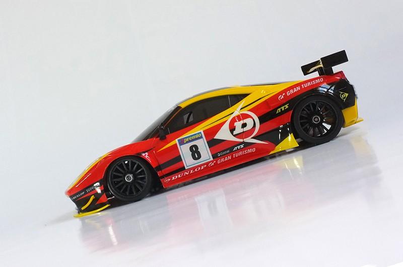 """Ferrari F458 """"Dunlop"""" 00310"""