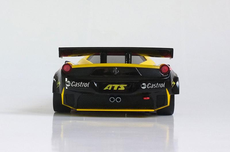 """Ferrari F458 """"Dunlop"""" 00510"""