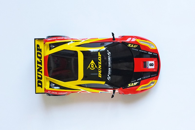 """Ferrari F458 """"Dunlop"""" 00610"""