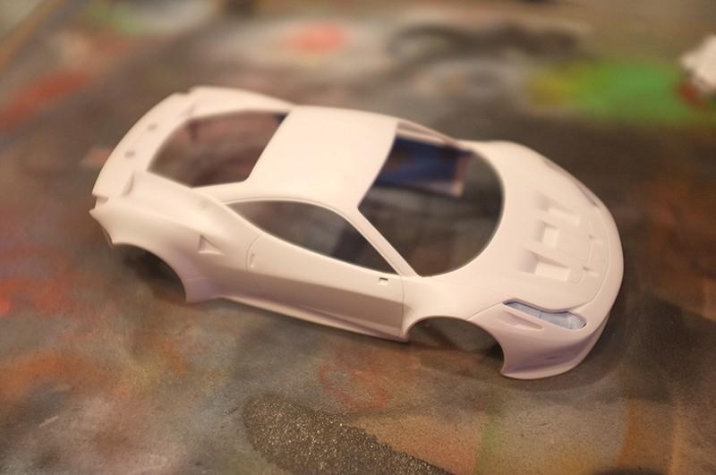 tuto peinture carrosserie Mini Z 00710