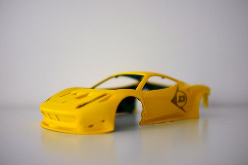 tuto peinture carrosserie Mini Z 00810