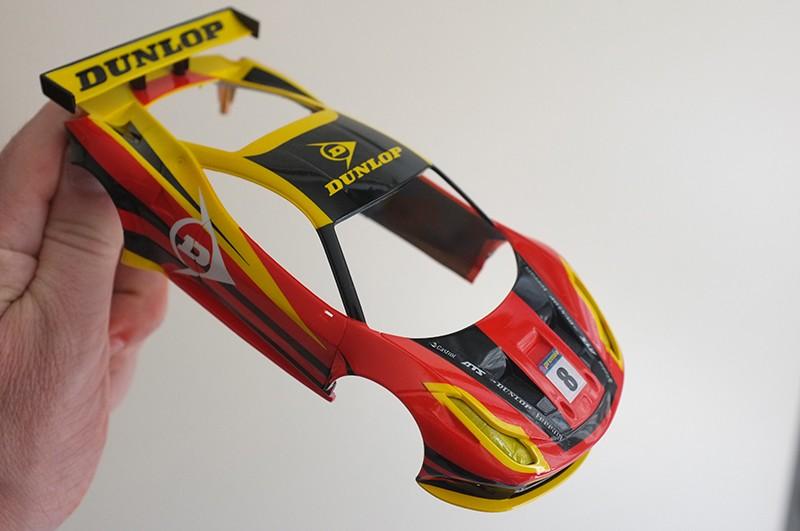 tuto peinture carrosserie Mini Z 01411