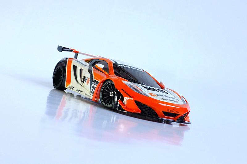 """Mc Laren """"PN Racing"""" 02010"""