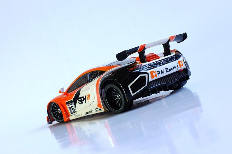 """Mc Laren """"PN Racing"""" 02210"""