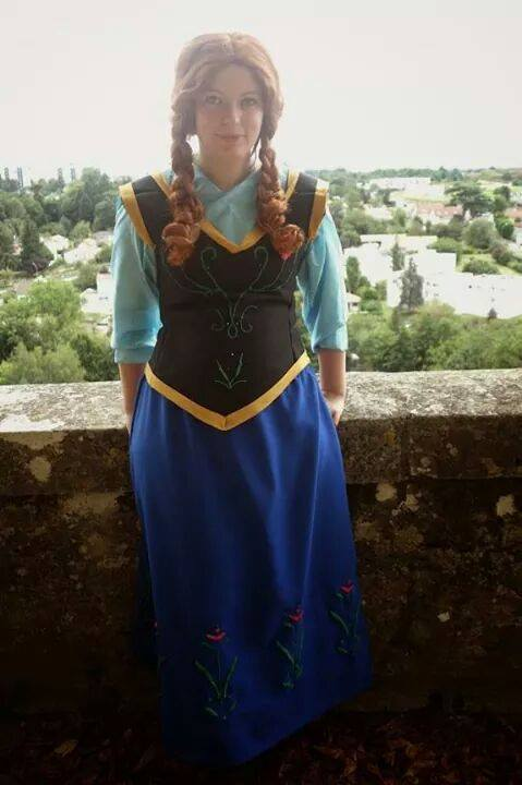 Mes 1er cosplay=) 10590510