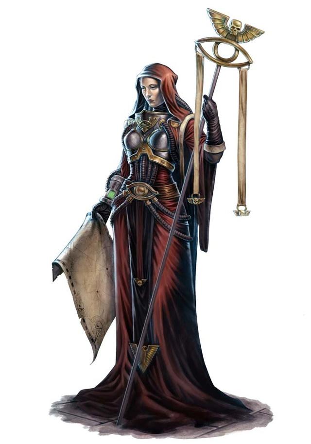 Maîtresse du Coeur Télépatica - Lucretia Krana Del Tovan - et ses subordonnés directs House_12