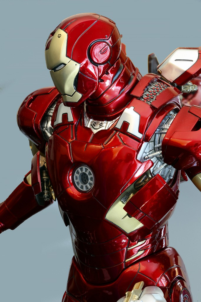 Premium Collectibles : Iron man MK VII - Page 3 Image116