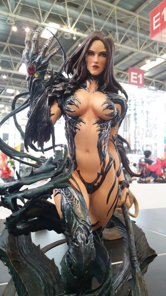Premium Collectibles : Witchblade - Page 3 Image14