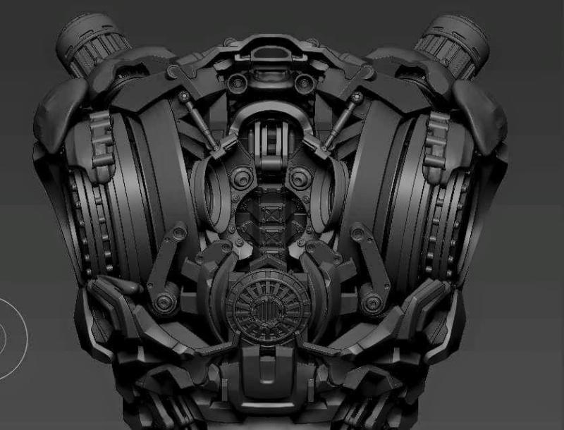 Premium collectibles : Hulkbuster** Image176