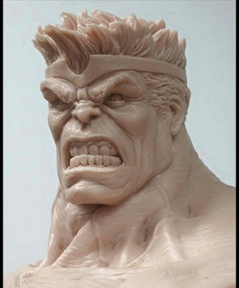 Premium Collectibles : Planet Hulk / King Hulk** Image202
