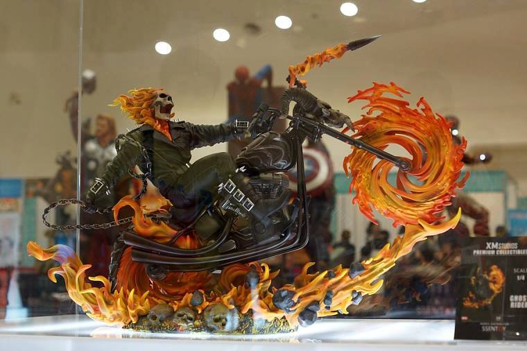 Premium Collectibles : Ghost Rider - Page 3 Image211