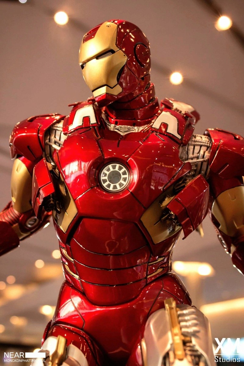 Premium Collectibles : Iron man MK VII - Page 3 Image230