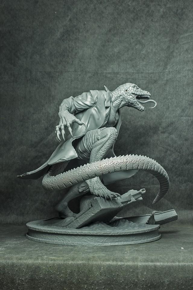 Premium Collectibles : Lizard Image373