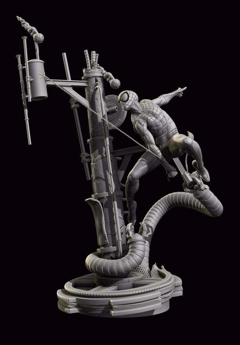 Premium Collectibles : Spiderman** Image400