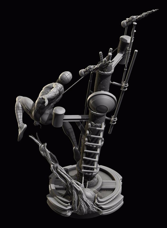 Premium Collectibles : Spiderman** Image401