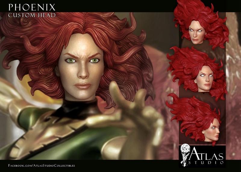 Premium Collectibles : Jean Grey - Phoenix  - Page 9 Image457