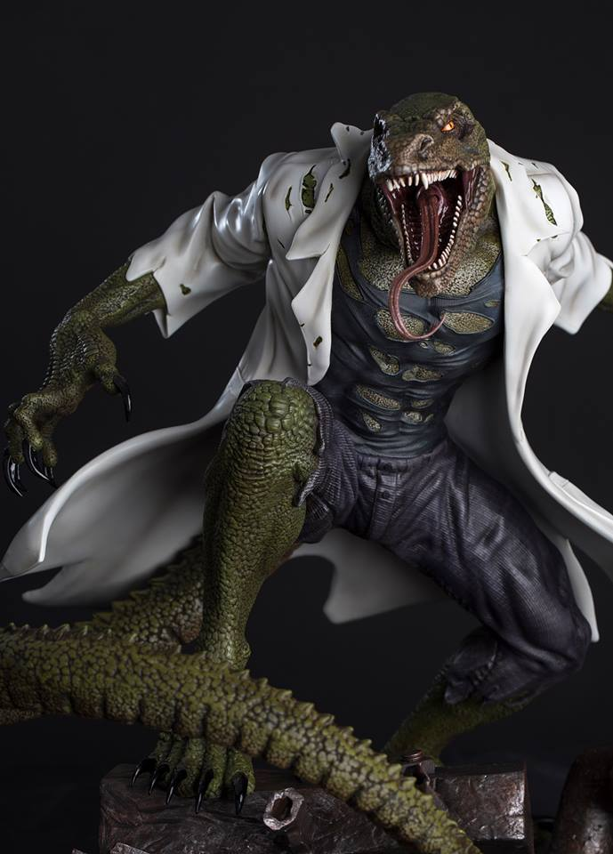 Premium Collectibles : Lizard Image466