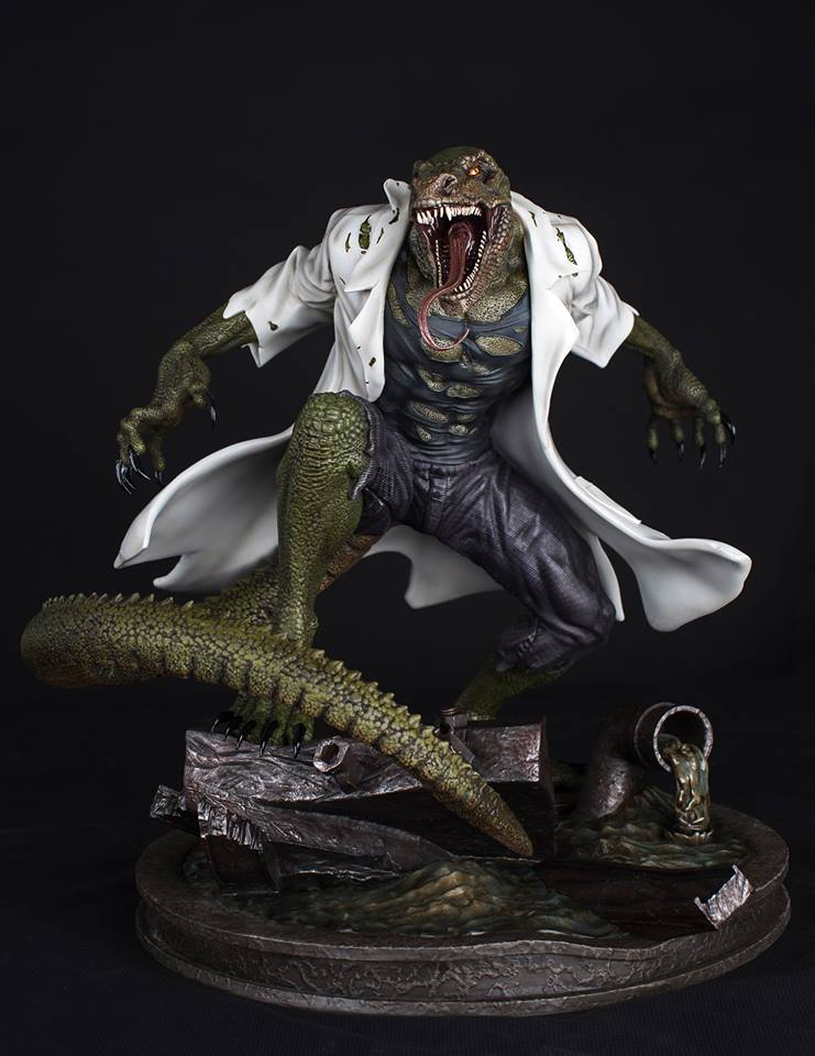 Premium Collectibles : Lizard Image467